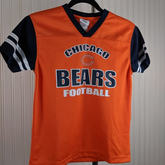 separation shoes c8e37 bae7e Chicago Bears kids shirt